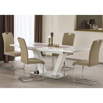 Nowoczesny stół Diston - biały
