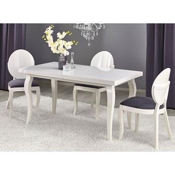Stół rozkładany Torres XL 160-240 cm - biały