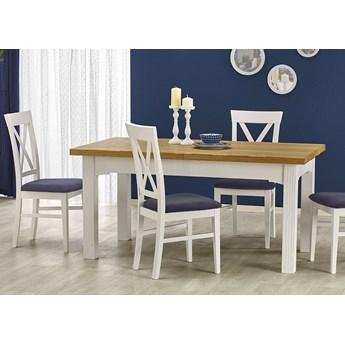 Rozkładany stół Denis - dąb miodowy