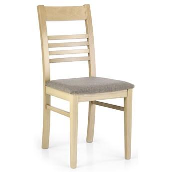 Krzesło drewniane Umer - dąb sonoma