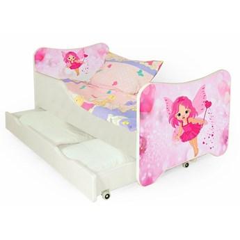 Łóżko dla dziewczynki Delis