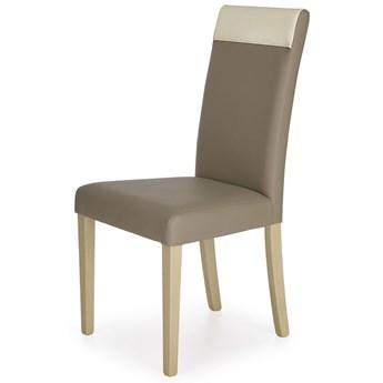 Krzesło skandynawskie Devon - beżowe
