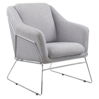 Fotel wypoczynkowy Foster 2X - popielaty