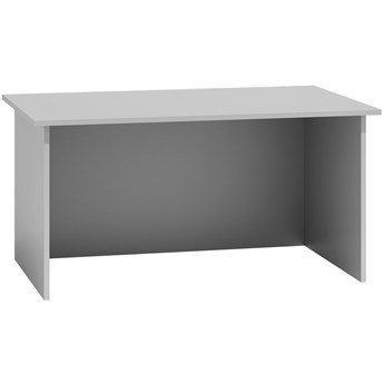 Biurko komputerowe Stanis - białe