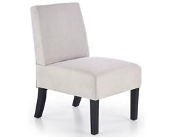 fotel wypoczynkowy do salonu lavir - jasny popiel