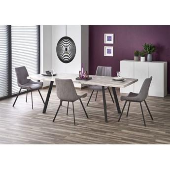 Rozkładany stół Dorat - marmur