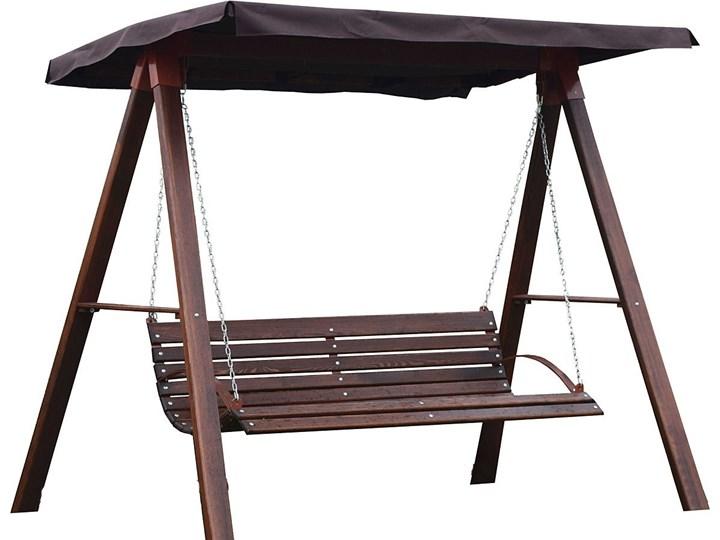 Drewniana huśtawka ogrodowa Magis 4X - 180cm Kategoria Huśtawki ogrodowe