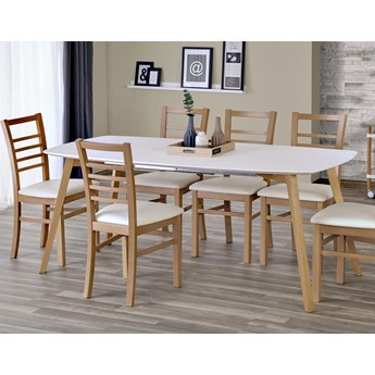 Minimalistyczny stół Modeo - drewniany