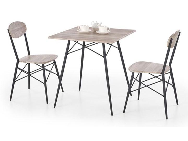 Zestaw stołowy Colien - kwadrat Kategoria Stoły z krzesłami Pomieszczenie Jadalnia