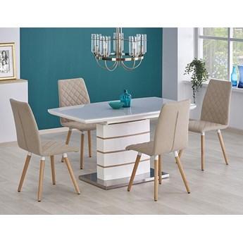 Stół rozkładany Korso - biały