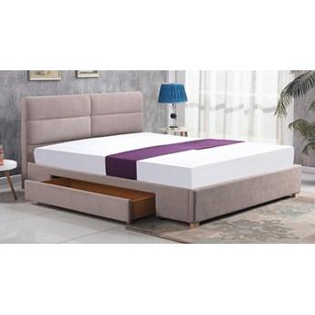 Łóżko Laos 160x200 - beżowe