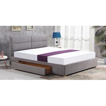 Łóżko Laos 160x200 - jasny popiel