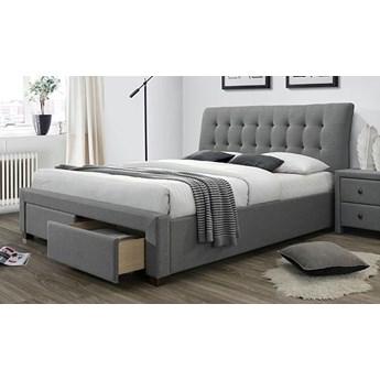 Łóżko Almos 160x200 - szare