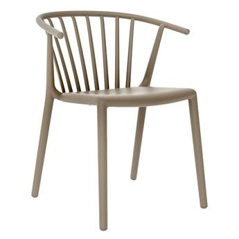 Krzesło patyczak Peppe - piaskowe