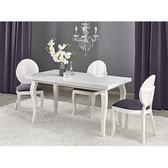 Stół rozkładany Torres 140-180 cm - biały