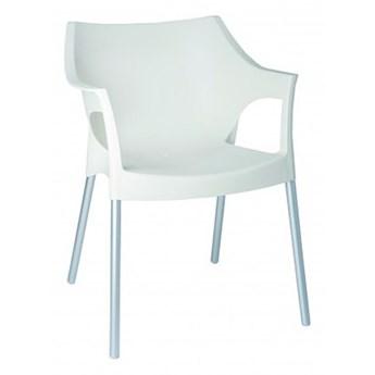 Krzesło Alen - białe