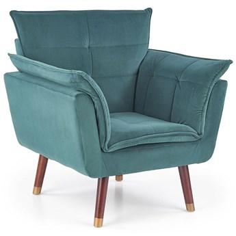 Fotel wypoczynkowy Raven - zielony
