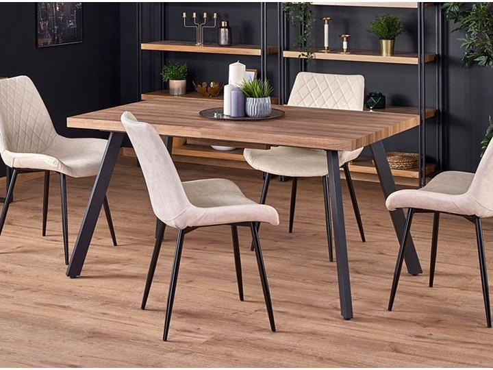 Rozkładany stół Marceo - orzech miodowy