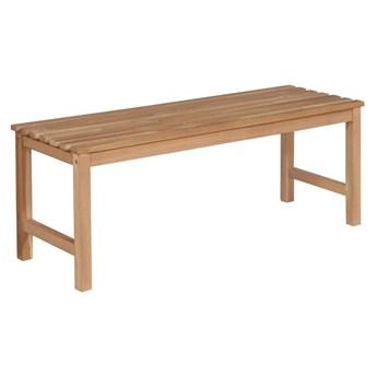 Drewniana ławka ogrodowa Adela