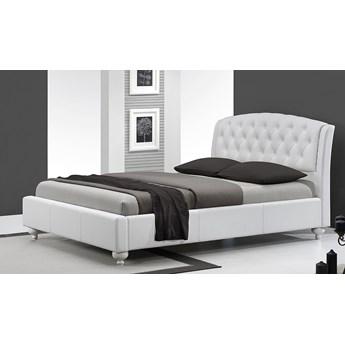 Łóżko tapicerowane do sypialni Nexin