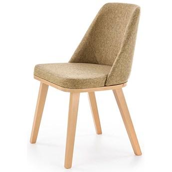 Krzesło drewniane Master - zielone
