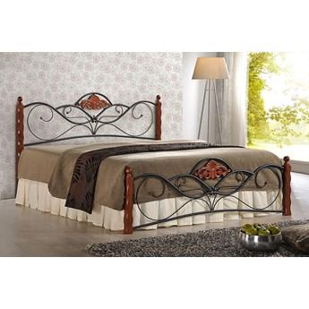 Łóżko metalowe Valentis 160x200