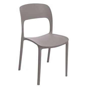 Krzesło Deliot 2X - szare