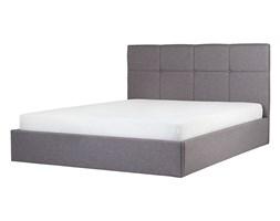 łóżko mariel 160x200 - szare