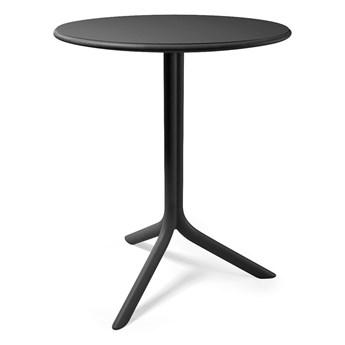 Stół okrągły Fragos - czarny