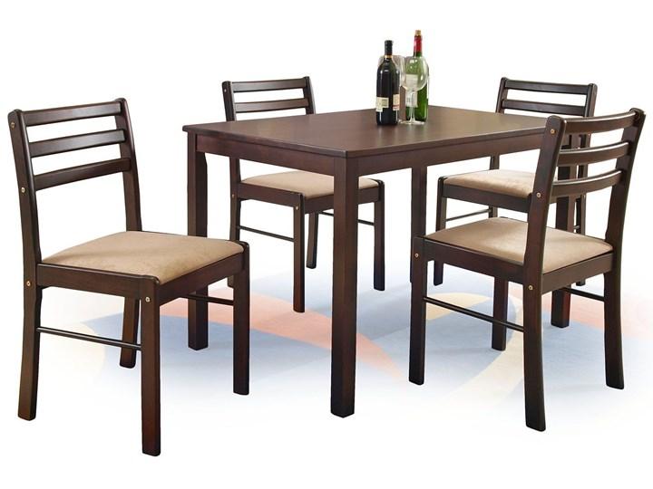 Stół z krzesłami Delris Liczba krzeseł 4 krzesła
