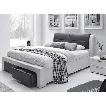 Łóżko z szufladami Sandres