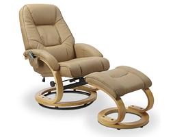 fotel do salonu podgrzewany z masażem - keltis