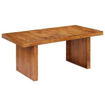 Stół drewniany Anteus 2B - palisander