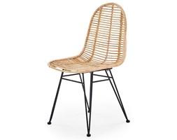 ażurowe krzesło rattanowe intor
