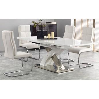 Rozkładany stół Zander 3X - biały
