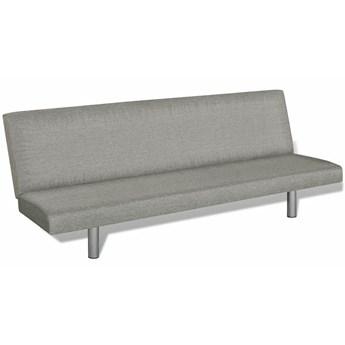 Sofa tapicerowana Melwin 2X – szara