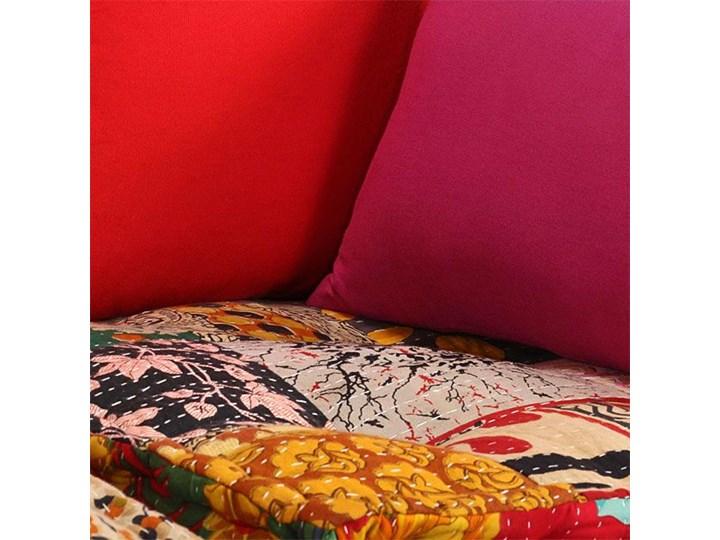 Modułowa sofa patchwork Demri 2D Szerokość 70 cm Modułowe Styl Vintage