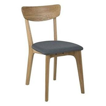Drewniane krzesło typu hałas Picco - dąb