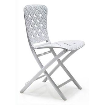 Składane krzesło Arfeo - białe