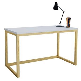 Skandynawskie biurko Inelo T4 - 140x60 cm