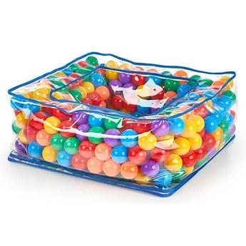 Basenik dziecięcy z piłeczkami Fuppi 2X - wielokolorowy
