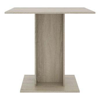 Stół jadalniany minimalistyczny Marvel – dąb sonoma