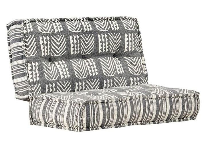 Kwadratowa piankowa sofa Gina - ciemnoszara Kategoria Sofy ogrodowe Kolor Szary