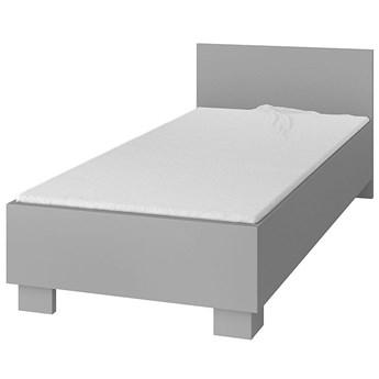 Pojedyncze łóżko bez pojemnika Florentino 15X - szary