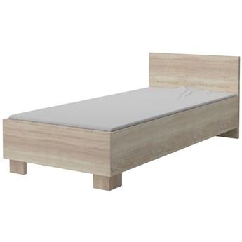 Pojedyncze łóżko 90x200 Florentino 15X - dąb sonoma