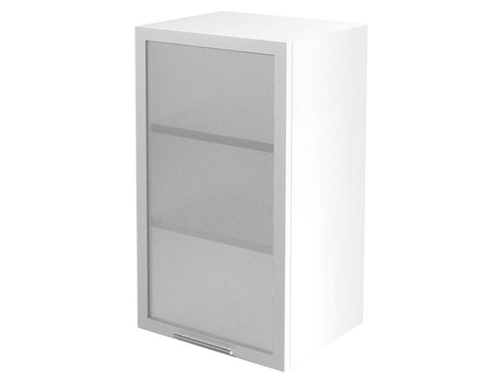 Kuchenna szafka z witryną prawostroną Limo 22X - biała