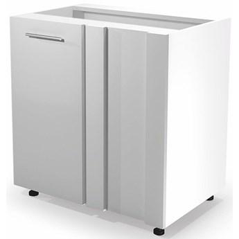 Kuchenna szafka narożna Limo 25X - biały połysk