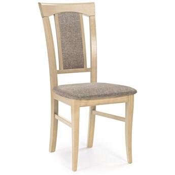 Krzesło drewniane Rumer - dąb sonoma