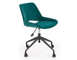 fotel do biurka dla młodzieży victor - ciemny zielony