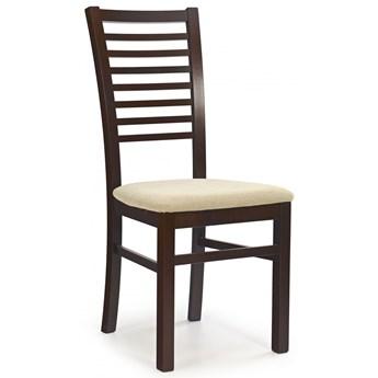Krzesło drewniane Gizmo - ciemny orzech